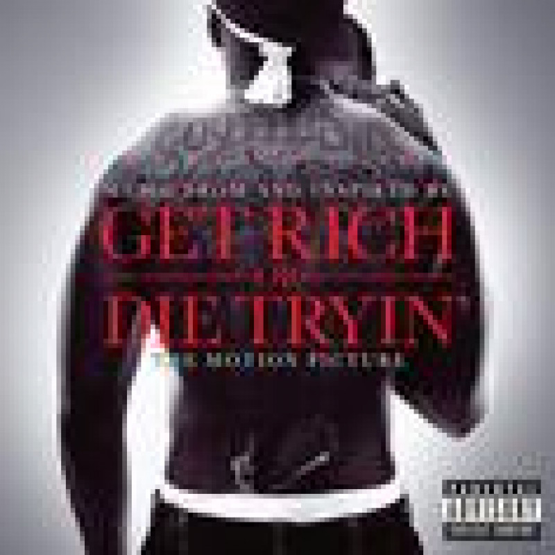 GET RICH OR DIE TRYIN / OST